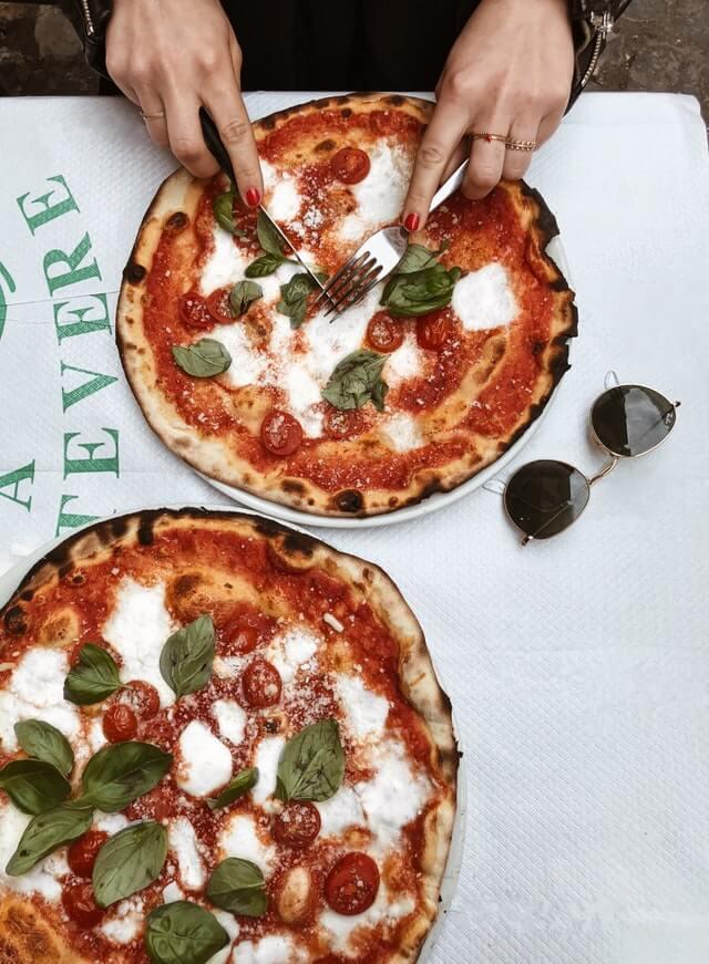פיצה באיטליה