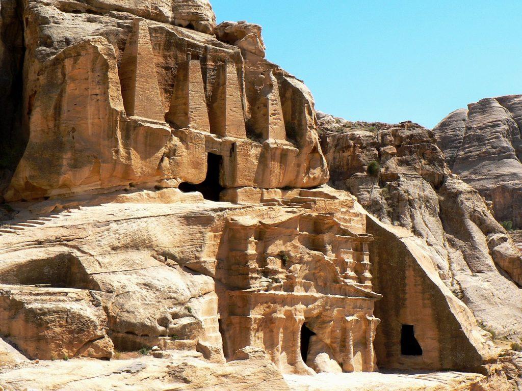 מסלול סלעים בואדי רם