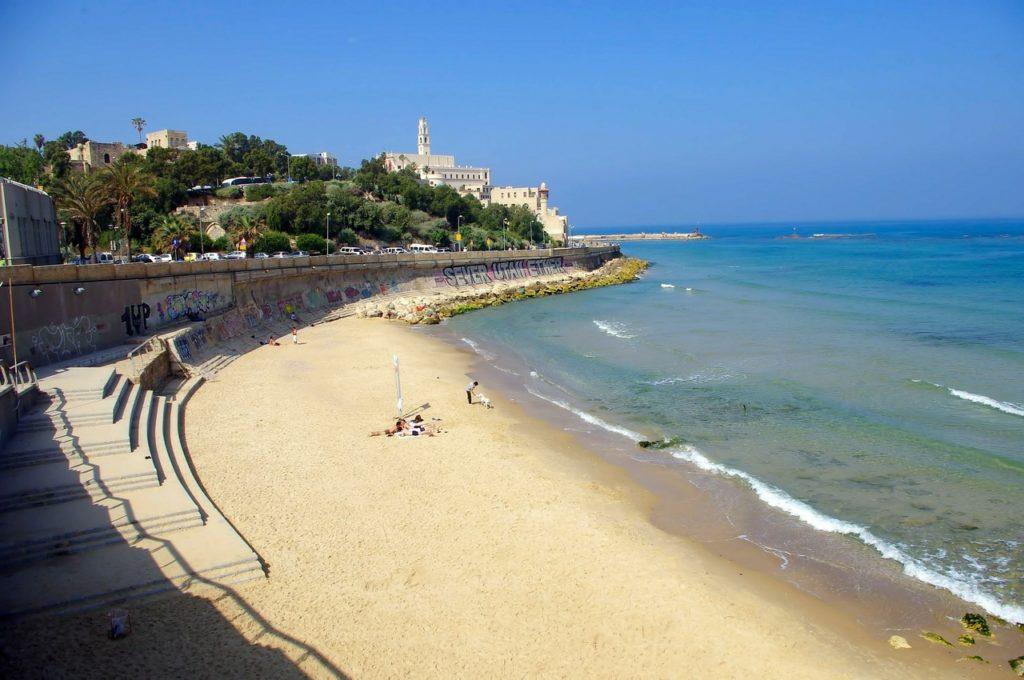 חוף ים בישראל